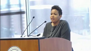 Subira Gordon, CT African American Affairs Commission